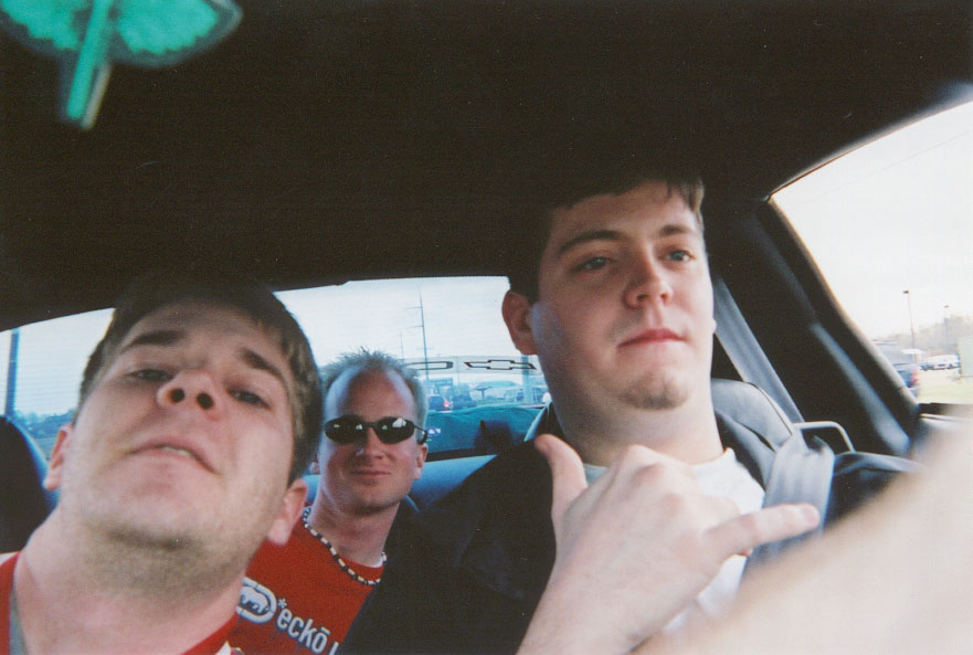 Paul, Me and Paul Zoolu bound New Orleans