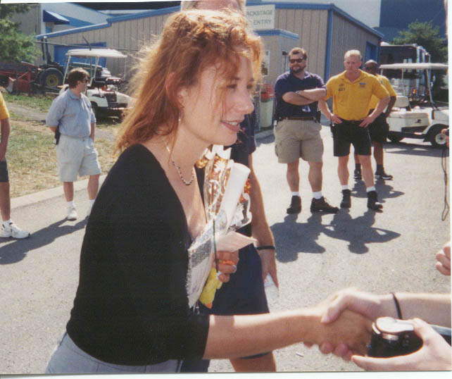 Meeting Tori Amos in Nashville