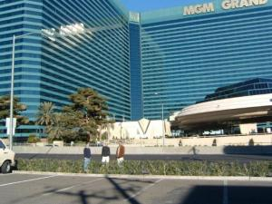 The MGM where we stayed