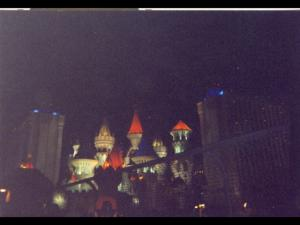 Excalibur @ night