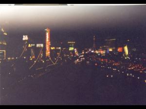 Vegas @ night