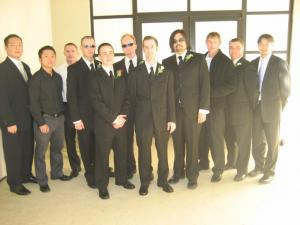 Las Vegas/Jason & Kims Wedding